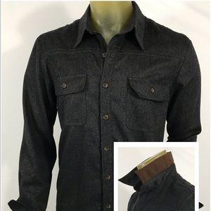 Forte 100% Cashmere Shirt/Jacket